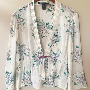 Marc by Marc Jacobs Silk Blouse Size Small/6